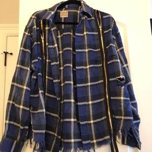 LF Furst Of  Kind flannel